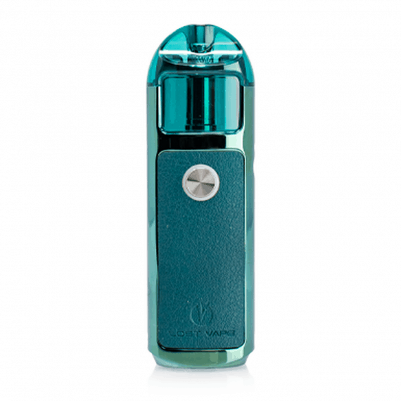 Lost Vape Lyra Pod System Green Leather Canada