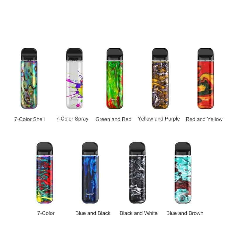 SMOK Novo 2 Pod System All Colours Canada