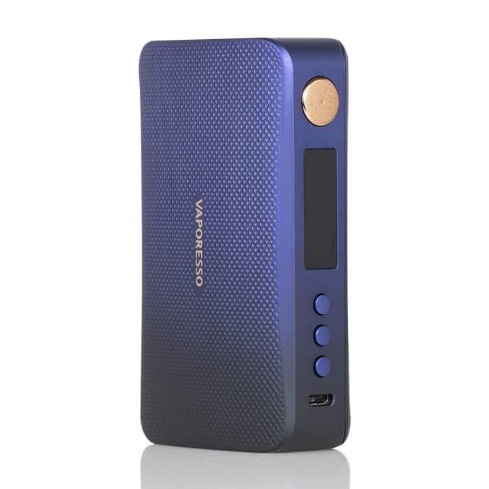 Vaporesso GEN 220W Box Mod Blue Canada