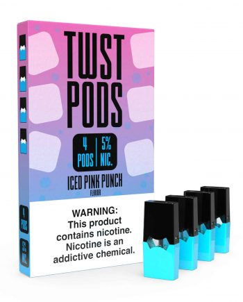 Iced Pink Punch TWST Pods Canada