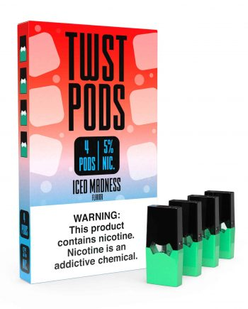 TWST Pods Iced Madness Canada