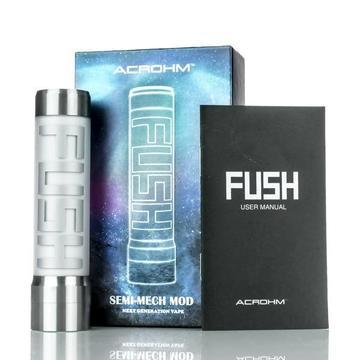 Acrohm FUSH Semi-Mech Mod Box Canada
