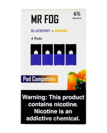 Mr. Fog Blueberry Mango Pods Canada