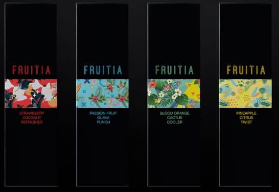 Fresh Farms E-Liquid Fruitia Collection Canada