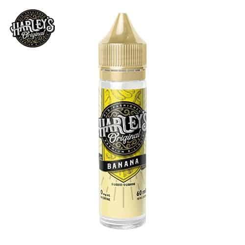 Harley's Original E-Liquid Banana Canada