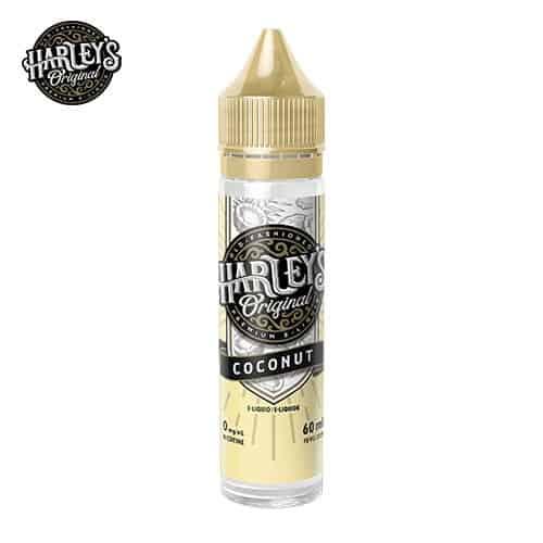 Harley's Original E-Liquid Coconut Canada