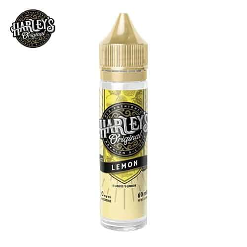 Harley's Original E-Liquid Lemon Canada