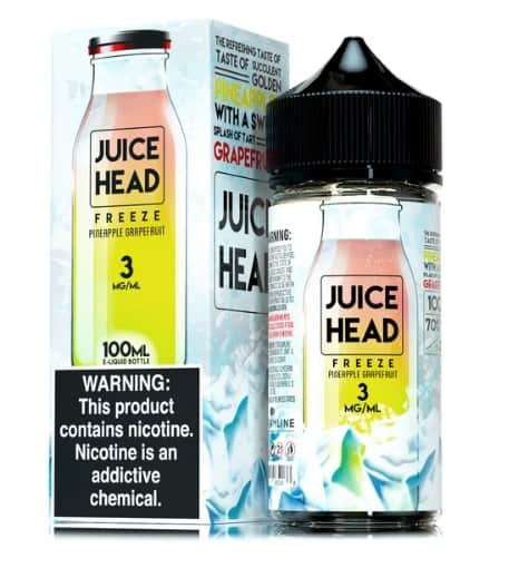 Juice Head Freeze Series Pineapple Grapefruit Canada