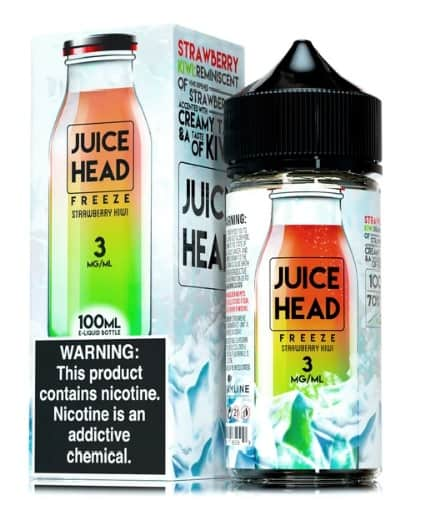Juice Head Freeze Series Strawberry Kiwi Canada