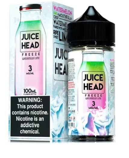 Juice Head Freeze Series Watermelon Lime Canada
