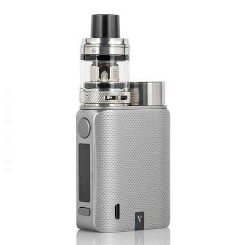 Vaporesso Swag II 80W Starter Kit Silver Canada