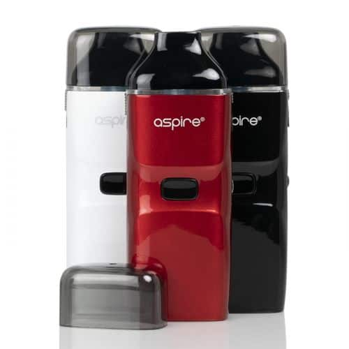 Aspire Breeze NXT Pod System Colours Mouthpiece Canada
