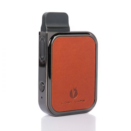 Lost Vape PRANA 12W Pod System Leather Brown Canada