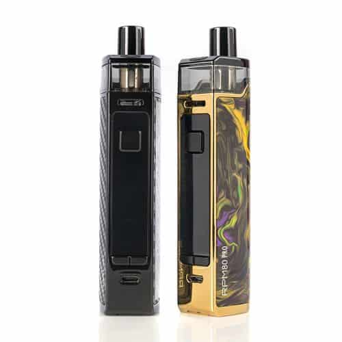 SMOK RPM 80 PRO Pod Mod Kit Black Gold Canada