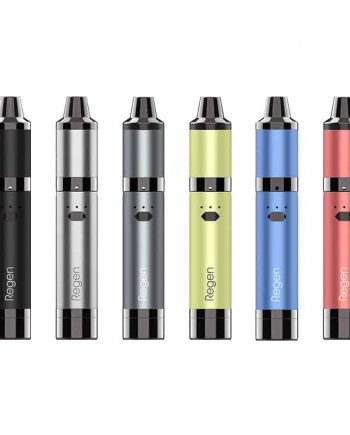 Yocan Regen Concentrate Vaporizer All Colours Canada