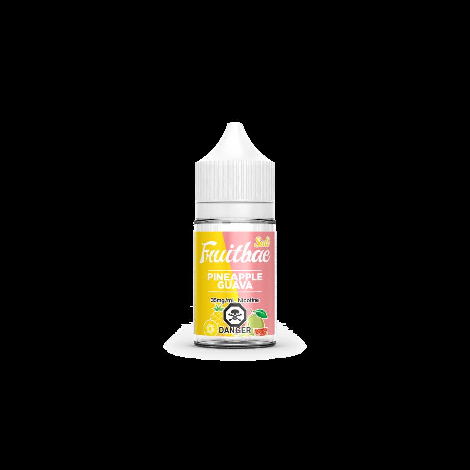 Fruitbae Salts Pineapple Guava Canada