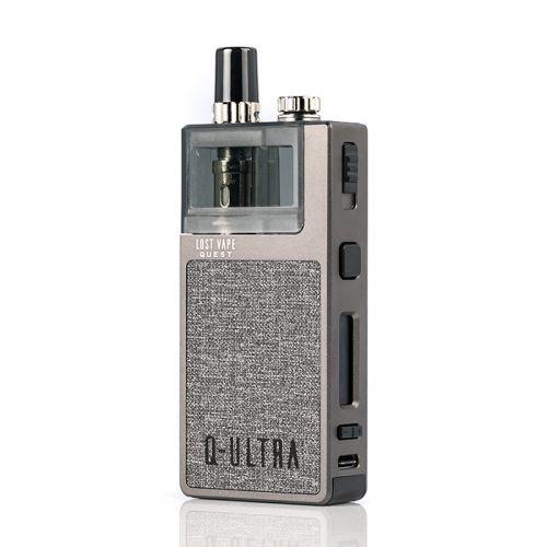 Lost Vape Q-Ultra 40W Pod Kit Linen Grey Canada