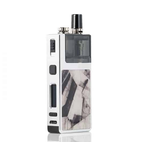 Lost Vape Q-Ultra 40W Pod Kit Marble White Canada