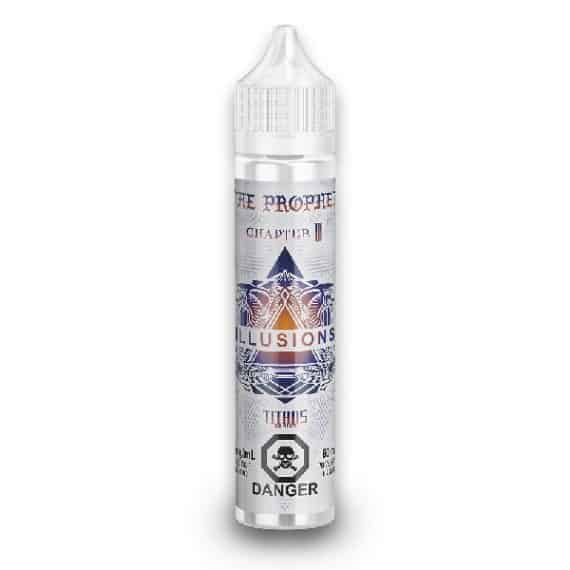 Illusions The Prophet Eliquid Canada