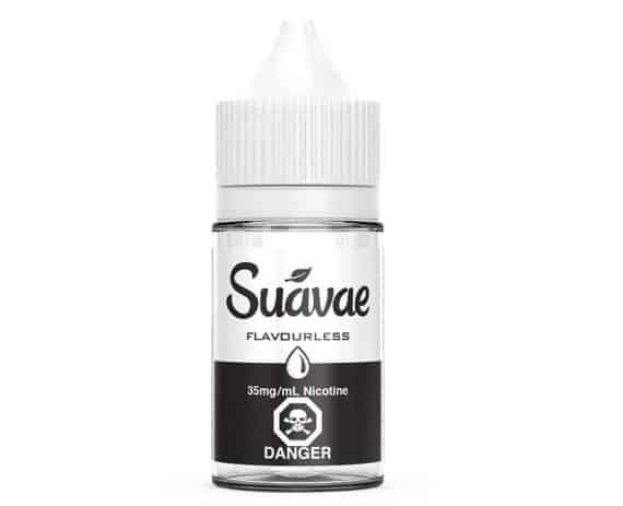 Suavae Flavourless Nic Salt Ejuice Canada