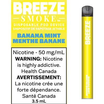 Breeze Banana Mint Canada