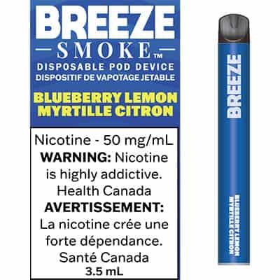 Breeze Blueberry Lemon Canada