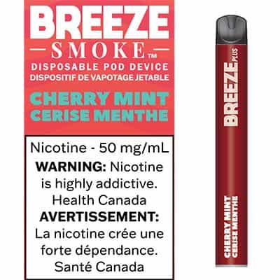 Breeze Cherry Mint Canada