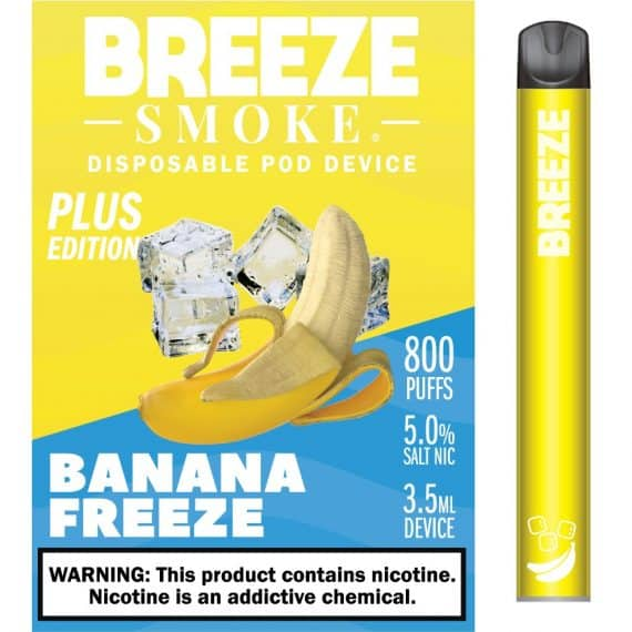 Breeze Disposable Vape Canada