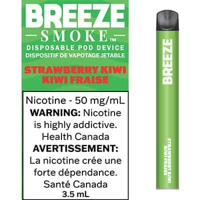Breeze Strawberry Kiwi Canada