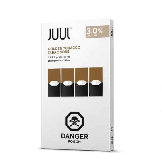 JUUL Golden Tobacco Canada