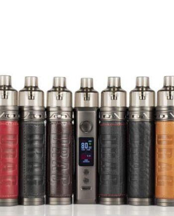 VOOPOO DRAG X 80W Mod Pod Kit Colours Canada