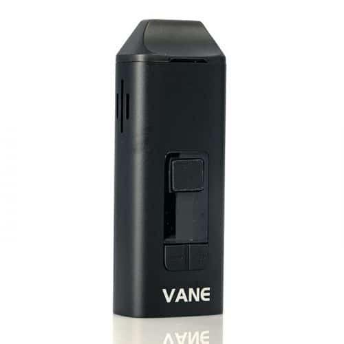 Yocan VANE Dry Herb Vaporizer Black Canada