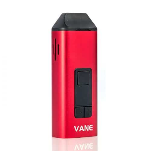 Yocan VANE Dry Herb Vaporizer Red Canada
