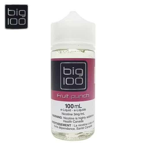 Big 100 E-Liquid (100ml) Fruit Punch Canada