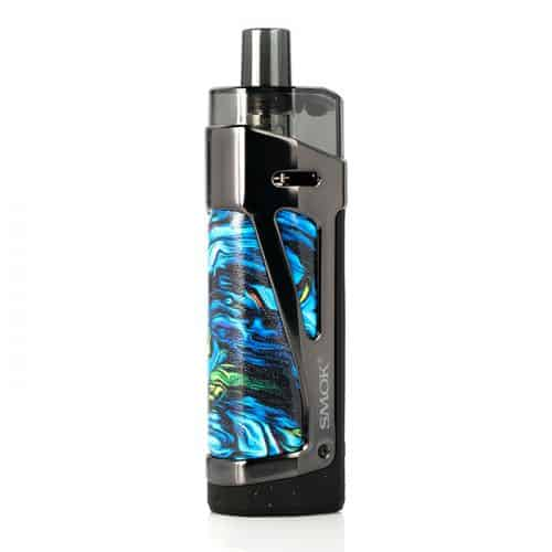 SMOK SCAR-P3 80W Open Pod Kit Fluid Blue Canada
