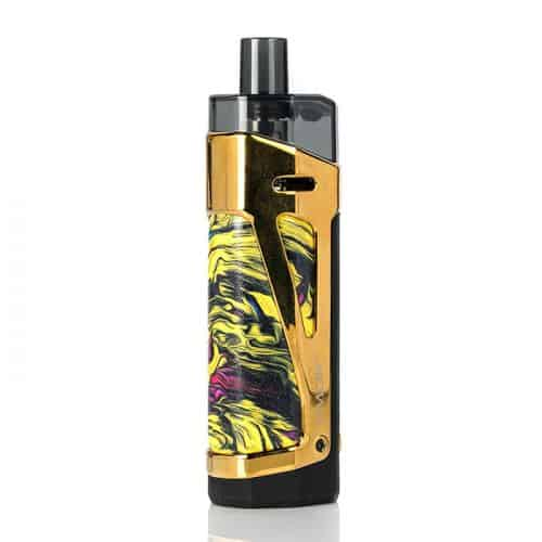 SMOK SCAR-P3 80W Open Pod Kit Fluid Gold Canada