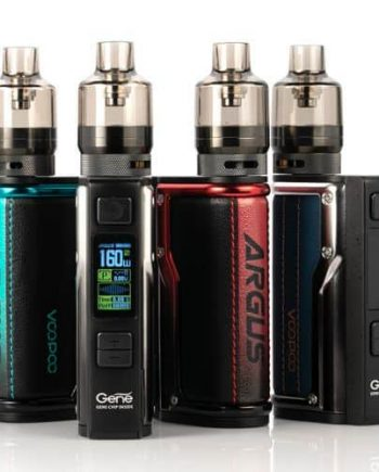 VooPoo ARGUS GT 160W Starter Kit Colours Canada