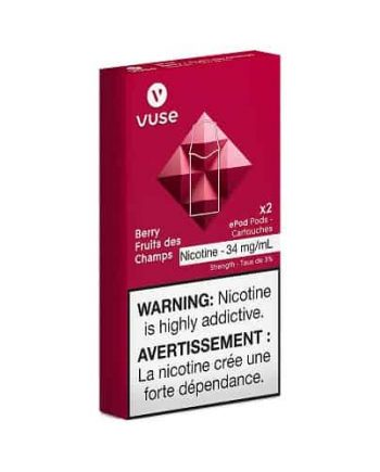 VUSE Canada Berry Pods