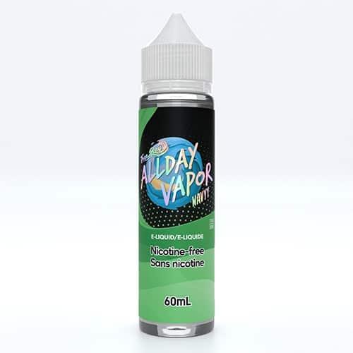 All Day Vapor E-Liquid 60ml Wavvy Canada
