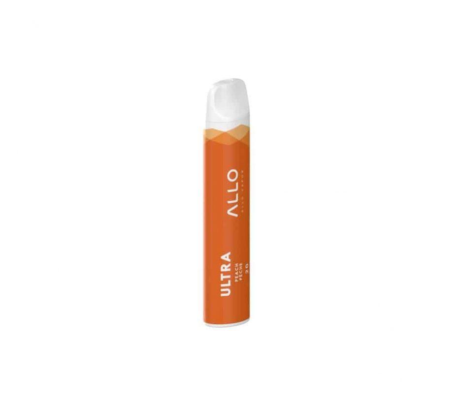 Allo Ultra Disposable Vape Pens Peach Canada