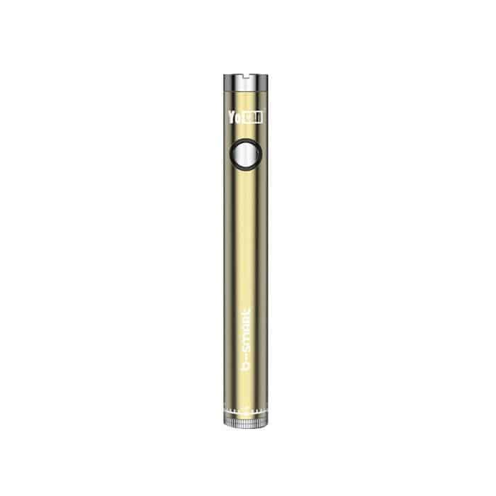Yocan B-Smart Vape Battery Gold Canada