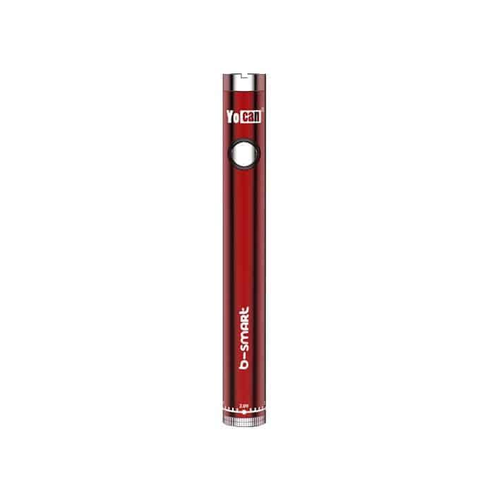 Yocan B-Smart Vape Battery Red Canada