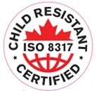 Child Resistant Certified