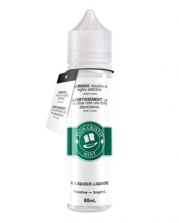 Don Cristo E-Liquid Mint (60ml) Canada
