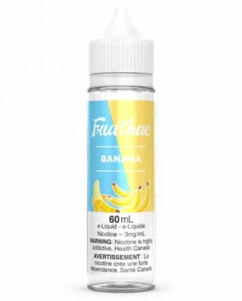 Fruitbae E-Liquid Banana (60ml) Canada