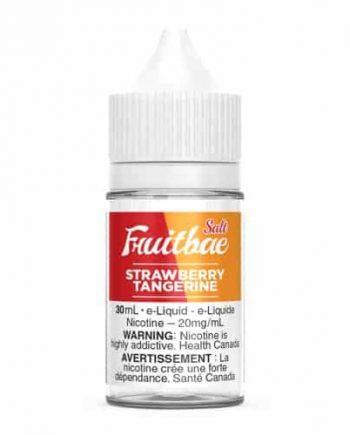 Fruitbae Salt Strawberry Tangerine (30ml) Canada