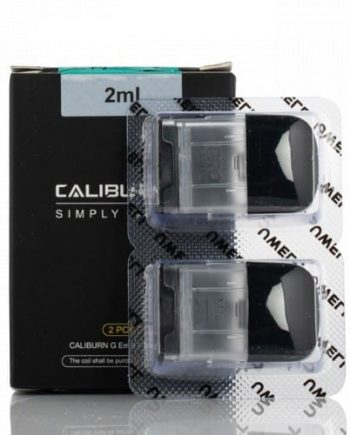 Uwell Caliburn G Replacement Pods Canada