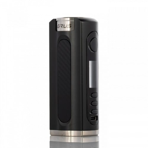 Lost Vape GRUS Box Mod Black Carbon Fiber Canada