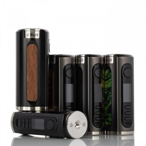 Lost Vape GRUS Box Mod Colours Canada