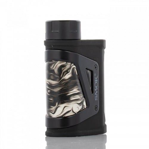 SMOK SCAR-MINI 80W Box Mod Fluid Black White Canada